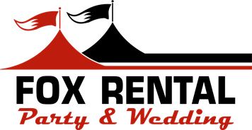 Fox Rental rents party and event items in the DFW Metro Area