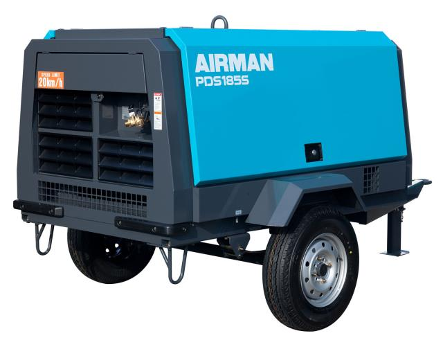Where to find AIR COMPRESSOR 185CFM in Grapevine