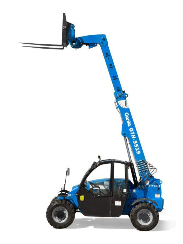 Where to find FORKLIFT COMPACT TELEHANDLER 5519 in Grapevine