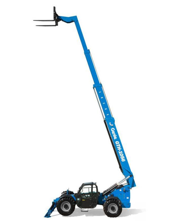 Where to find FORKLIFT TELEHANDLER 10K 56 FOOT in Grapevine