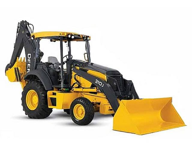 Where to find BACKHOE 2 WHEEL DRIVE in Grapevine