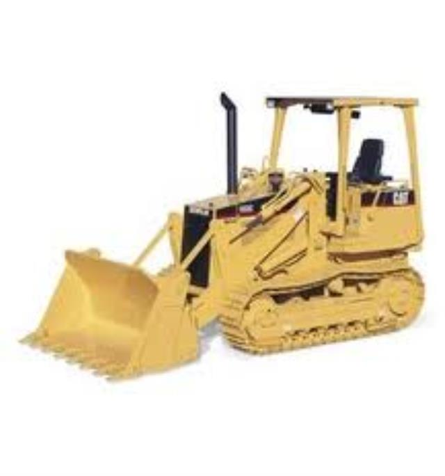 Where to find TRACK LOADER 1 YARD in Grapevine