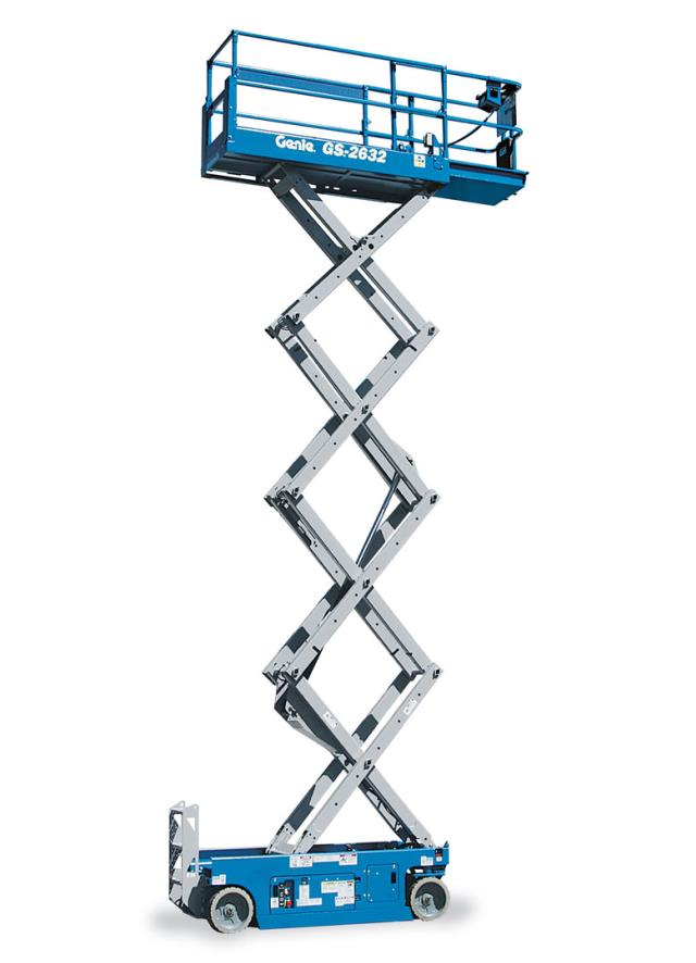 Where to find SCISSOR LIFT 26 FOOT in Grapevine