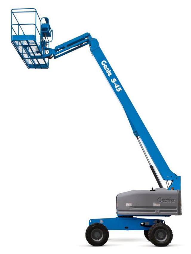 Where to find BOOM LIFT 40 FOOT STRAIGHT in Grapevine