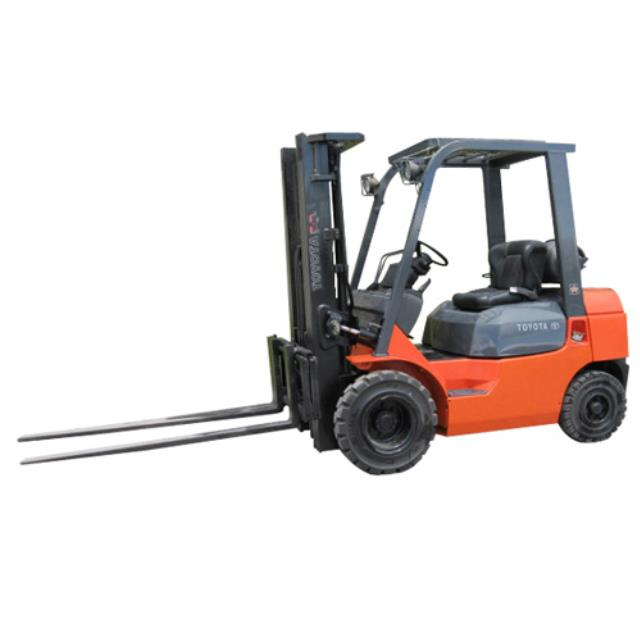 Where to find FORKLIFT WAREHOUSE in Grapevine