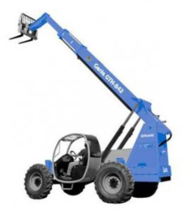 Where to find FORKLIFT TELEHANDLER 8K 42 FOOT in Grapevine
