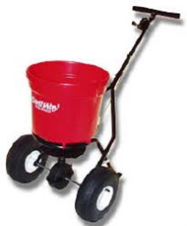 Where to find FERTILIZER SPREADER in Grapevine