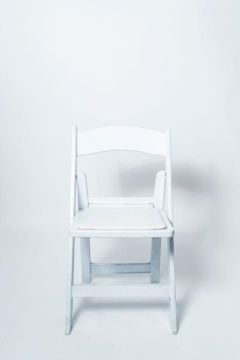 Rental store for CHAIR GARDEN WHITE in Grapevine TX
